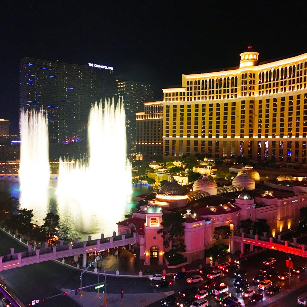 Las Vegas Hotels Tours Shows